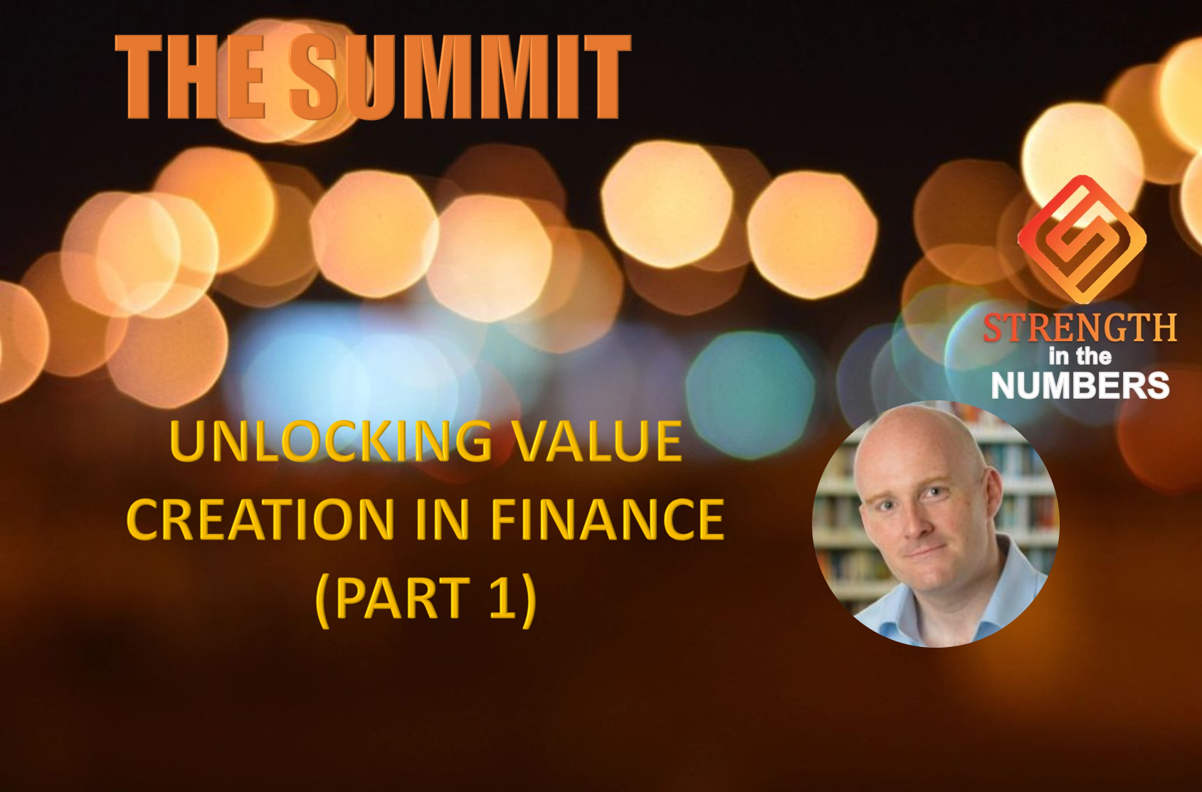 Unlocking Value Creation in Finance (Part 1)