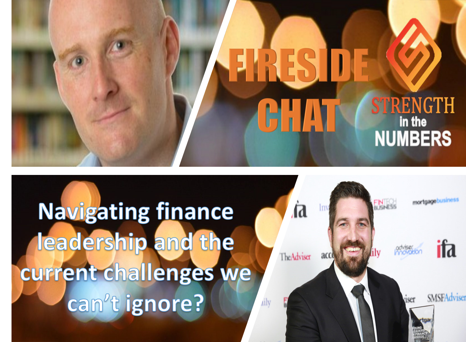 #158: Navigating finance leadership and the current challenges we can't ignore with Brad Eisenhuth